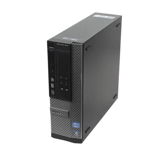 Tovarniško obnovljen računalnik Dell OptiPlex 3010 SFF