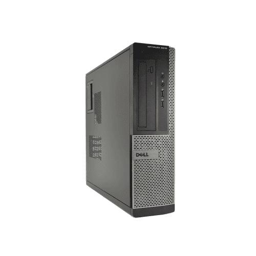 Tovarniško obnovljen namizni računalnik Dell Optiplex 3010