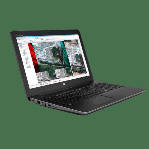 Tovarniško obnovljen prenosni računalnik HP Zbook 15 G3