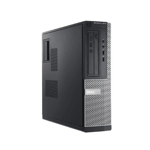 Tovarniško obnovljen namizni računalnik Dell OptiPlex 3010 DT