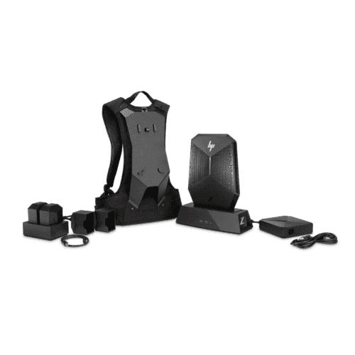 Demo prenosna delovna postaja HP Z VR Backpack G1