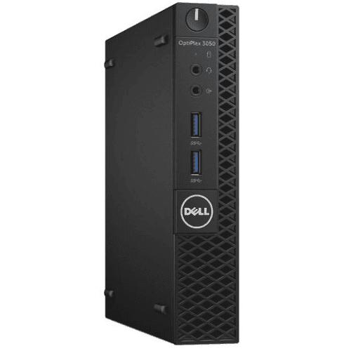 Tovarniško obnovljen namizni računalnik Dell OptiPlex 3050MFF