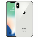 Tovarniško obnovljen Apple Iphone X - Silver