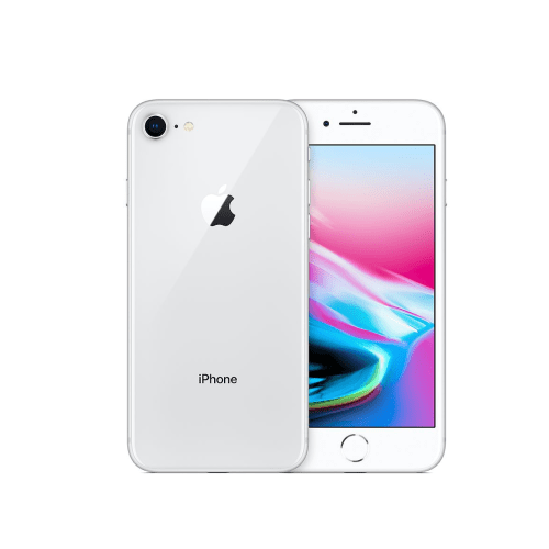 Tovarniško obnovljen Apple Iphone 8 - silver
