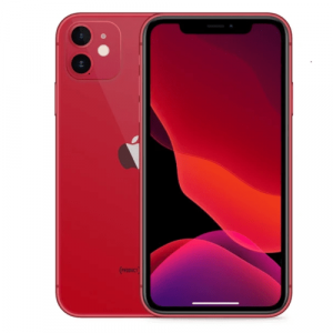 Tovarniško obnovljen Apple Iphone 11 - Red